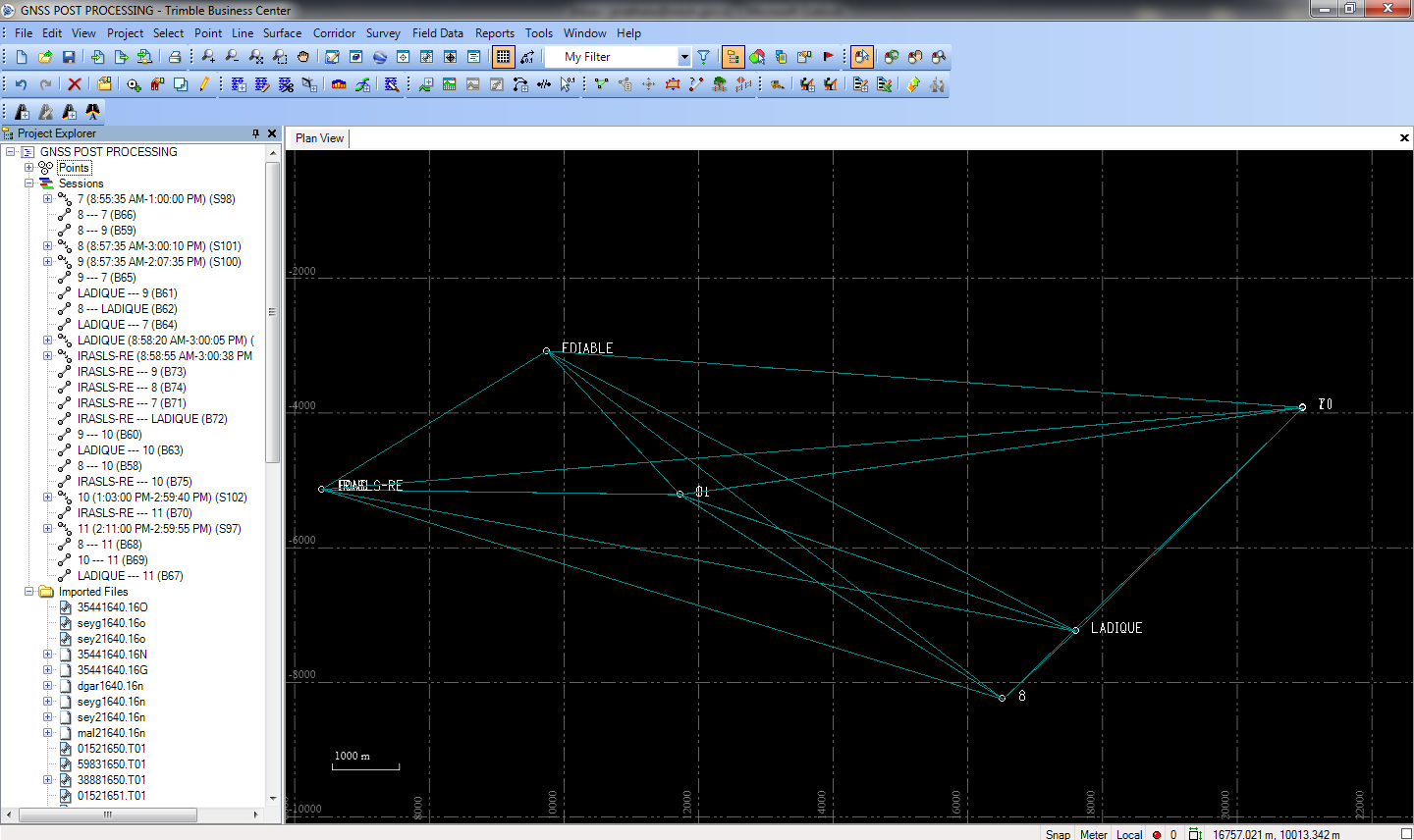 GNSS Processing